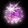 超级粉水晶