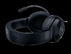 雷蛇 北海巨妖标准版X电竞耳机